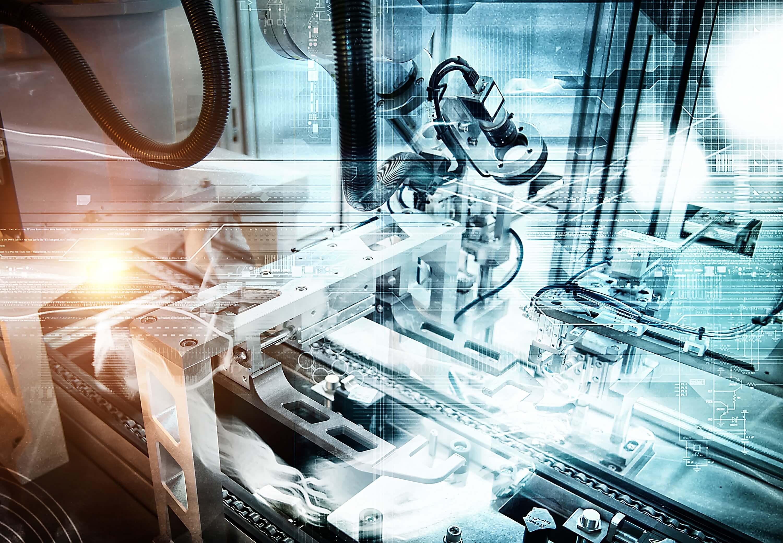 Steuerungen und Schaltschränke zur Automatisierung von Maschinen und Anlagen